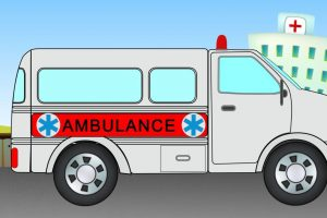 जिल्ला नै एम्बुलेन्सविहीन : पचास शैयाको अस्पतालमा बिरामी बोक्न डोको