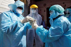 भारतमा कोरोना भाइरसबाट एकै दिनमा ५३ हजार भन्दा बढी संक्रमित
